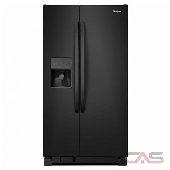 Wrs325fdab Whirlpool Refrigerator Canada Best Price Reviews And Specs Toronto