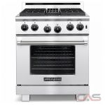 American Range ARR304 30″ HERITAGE SERIES GAS RANGE FEATURES INNOVECTION® CONVECTION OVEN TECHNOLOGY