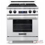 American Range ARR304DF 30″ MEDALLION SERIES DUAL FUEL SELF-CLEAN GAS RANGE FEATURES INNOVECTION® CONVECTION OVEN TECHNOLOGY