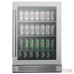 AVG VPB50SS2 Under Counter Refrigeration, 24 Width, Free Standing, Stainless Steel colour
