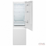 Bertazzoni REF24PR Built In Refrigerator, 24 Width, Energy Efficient, 8.8 Capacity, LED Lighting, Panel Ready