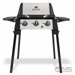 Broil King 952654, 39.5 Width, Liquid Propane, 3 Burners, 426 Cooking Area, 18000 Burner Output, Stainless Steel colour
