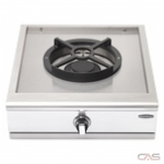 Capital GRT24WK Rangetop, Gas Cooktop, 24 inch, 1 Burners, 30K BTU, Stainless Steel colour