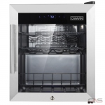 "Cavavin B-015WSZ Wine Cooler, 18 11/100"" Width, 15 Wine Bottle Capacity, Stainless Steel colour"