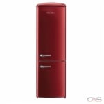 Chambers CRBR2412-RR Bottom Mount Refrigerator, 24 Width, Energy Efficient, 11.7 Capacity, LED Lighting