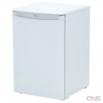 "Danby DAR026A1WDD Under Counter Refrigeration, 17 18/25"" Width, ENERGY STAR Certified, White colour All Refrigerator"