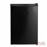 "Danby DAR044A4BDD Compact Refrigerator, 20 11/16"" Width, ENERGY STAR Certified, Black colour"