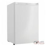Danby DAR044A4WDD Compact Refrigerator, 20 11/16 Width, Energy Efficient, White colour All Refrigerator