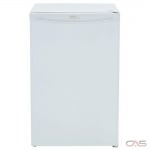 "Danby DAR044A4WDD Compact Refrigerator, 20 11/16"" Width, ENERGY STAR Certified, White colour All Refrigerator"
