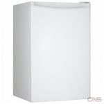 Danby DUFM032A3WDB Upright Freezer, 20 Width, 3.2 Capacity, Manual, Reversible Door, White colour
