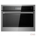 Decorelex TF044E4MD-SH0DK0 Microwave Wall Oven, 24 Exterior Width, 1.6 Capacity, Stainless Steel colour