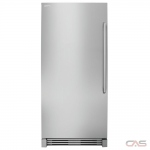 Electrolux EI32AF80QS Upright Freezer, 32 Width, Ice Maker, 18.7 Capacity, Frost Free, Interior Light (Freezer), Stainless Steel colour