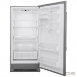 Frigidaire Professional FPRU19F8RF Column Refrigerator, 32 Width, 18.6 Capacity, Counter Depth, LED Lighting, Stainless Steel colour