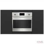 Fulgor Milano F1SM24S2 Single Wall Oven, 24 Exterior Width, Convection, 2.6 cu. ft. Capacity, Stainless Steel colour