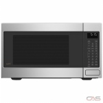 GE Cafe CEB515P2MCSS Countertop Microwave, Convection, 1000W Watts, 1.5 cu. ft. Capacity, Stainless Steel Interior, Stainless Steel colour
