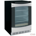 "GE Profile PCR06BATSS Under Counter Refrigeration, 23 3/4"" Width, Stainless Steel colour"