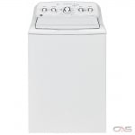"GE GTW460BMMWW Top Load Washer, 27"" Width, 4.9 cu. ft. Capacity, 14 Wash Cycles, 6 Temperature Settings, 800 RPM Washer Spin Speed, White colour"