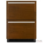 "Jenn-Air JUDFP242HX Under Counter Refrigeration, 24"" Width, Custom Panel Ready, Panel Ready"