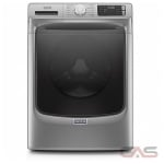 Maytag MHW6630HC Front Load Washer, 27'' Width, 5.5 Cu. Ft. Capacity, 1160 Washer Spin Speeds (RPM), Steam Clean