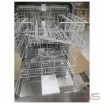 Miele G4225SCU Built-In Undercounter Dishwasher, 24'' Exterior Width, 5 Wash Cycles, 3 Loading Racks, Full Console, 16 Capacity (Place Settings), 46 Decibel Level