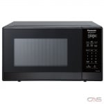 Panasonic NNSG448S Countertop Microwave, 20 Exterior Width, 900W Watts, 0.9 cu. ft. Capacity, Black colour