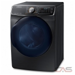 Samsung DV45K6500EV, 27 Width, Electric Dryer, 7.5 Capacity, 14 Dry Cycles, 5 Temperature Settings, Stackable, Steel Drum, Steam Clean, Wifi Enabled, Black Stainless Steel colour