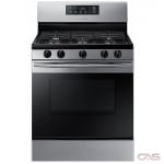 Samsung NX58M3310SS Range, Gas Range, 30 Exterior Width, 5 Burners, Sealed Burners (Gas), Storage Drawer, 5.8 Capacity, 1 Ovens, Free Standing, 17000 Highest Burner, Stainless Steel colour