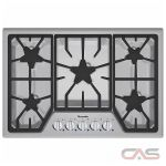 thermador masterpiece series sgs305fs cooktop gas cooktop 30 inch 5 burners stainless