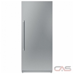 Thermador T36IR900SP Column Refrigerator, 36 Width, 20.6 cu. ft. Capacity, Counter Depth, LED Lighting, ENERGY STAR Certified, Panel Ready