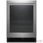 Whirlpool WUB35X24HZ Under Counter Refrigeration, 24 Width, Free Standing & Built In, Stainless Steel colour