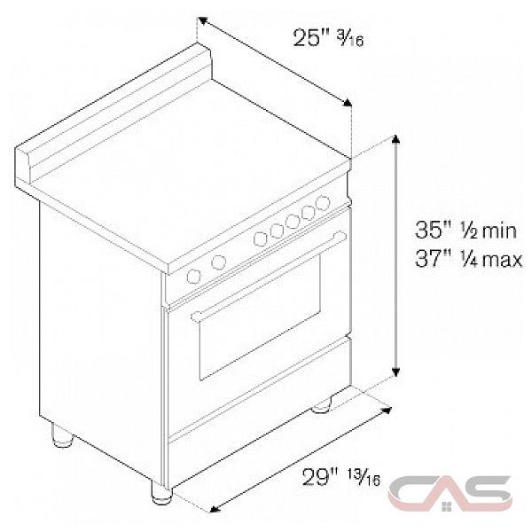bertazzoni mas304inmxe cuisini re cuisini re lectrique. Black Bedroom Furniture Sets. Home Design Ideas