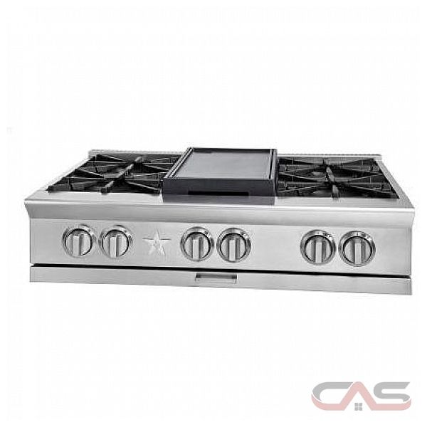 Kitchenaid 6 Burner Gas Cooktop kitchenaid kgcu467vss rangetop, gas cooktop, 36 inch, 6 burners