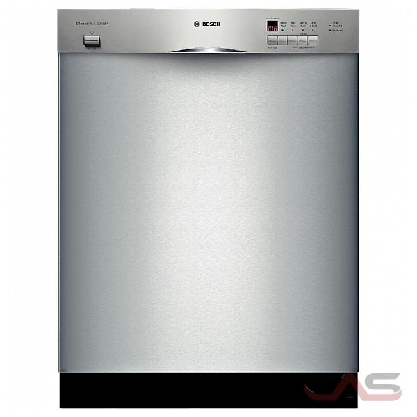 bosch silence plus dishwasher manual