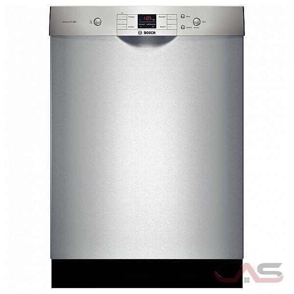 Bosch 300 Series She33t55uc Dishwasher Canada Best Price