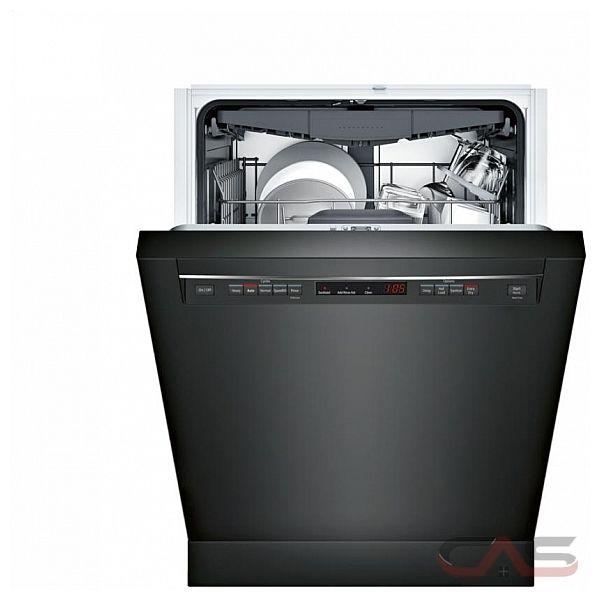Shem63w56n bosch 300 series dishwasher canada best price - Portable dishwasher stainless steel exterior ...