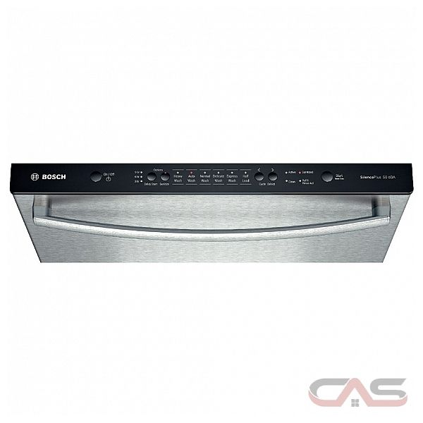 Bosch Ascenta Series Shx3ar75uc Dishwasher Canada Best