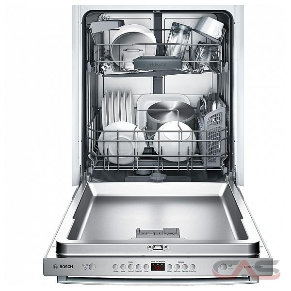 Shx5av55uc Bosch Ascenta Series Dishwasher Canada