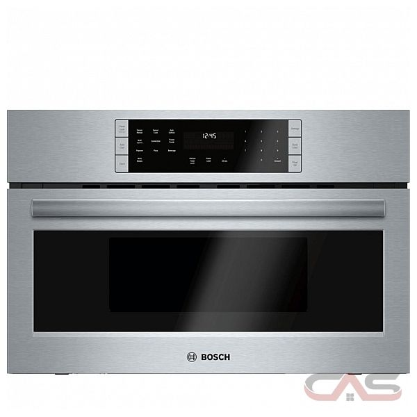 Bosch 800 Series HMC80151UC Wall Oven Canada - Best Price ...