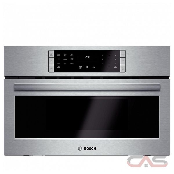 Bosch HMC80151UC Speed Microwave Oven, 30 in, 2-in-1 microwave and ...