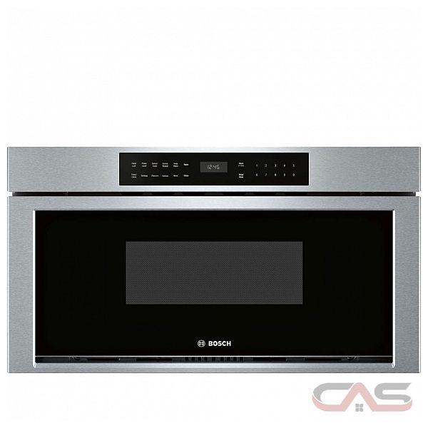 Hmd8053uc Bosch 800 Series Microwave Canada Best Price