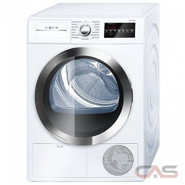 Wtg86402uc Bosch 800 Series Dryer Canada Best Price