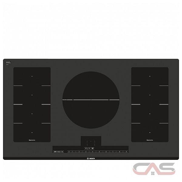 Bosch nitp666uc table de cuisson induction de 36 po s rie benchmarkmc meilleur prix et - Difference induction vitroceramique ...