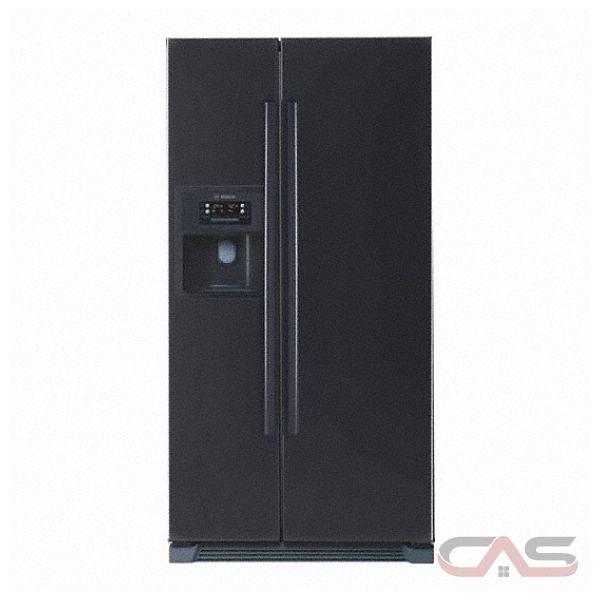 bosch b20cs50snb counter depth side by side refrigerator with cu. Black Bedroom Furniture Sets. Home Design Ideas