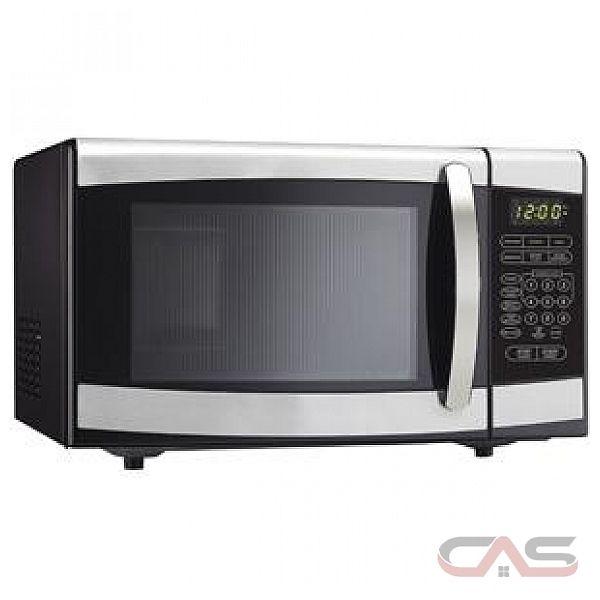 Best Countertop Large Microwave : Danby DMW099BLSDD Countertop Microwave, 19 3/16