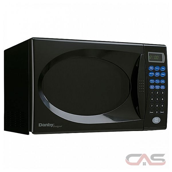 Large Countertop Oven Canada : Danby DMW1153BL 1.1 cu. ft. Countertop Microwave Oven with 1100 ...