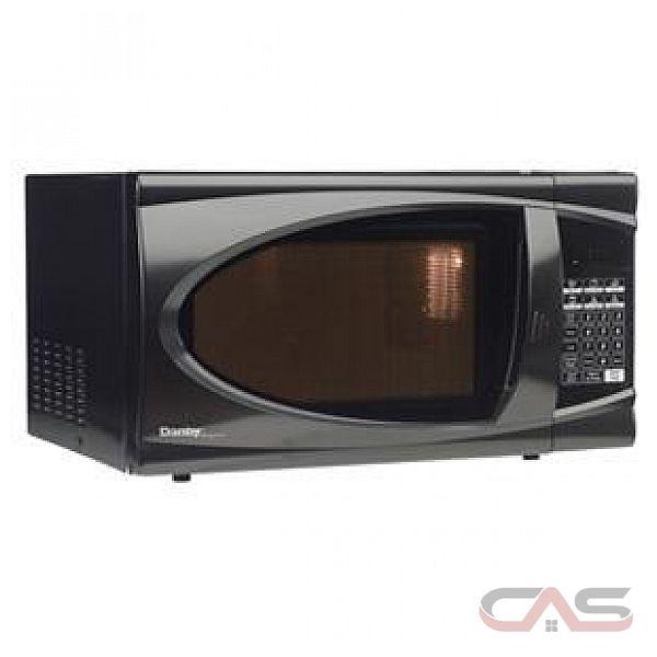 Countertop Microwave Walmart Canada : Danby DMW799BL Countertop Microwave, 17 15/16