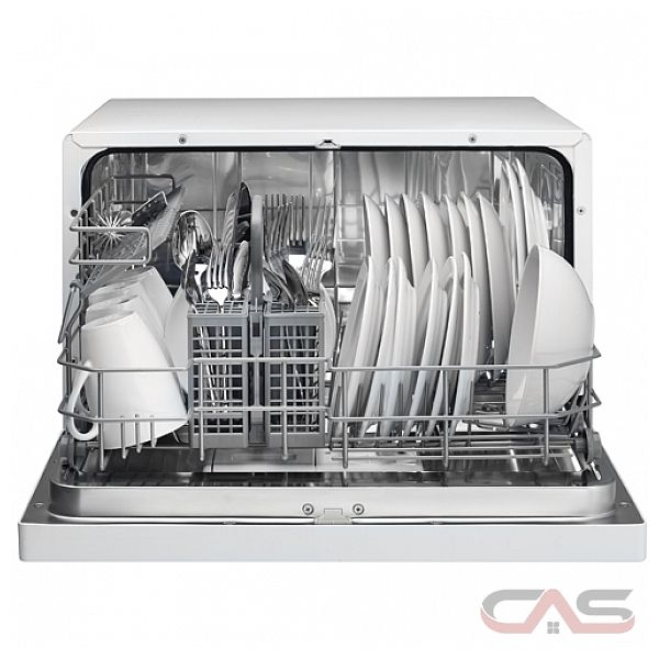 Countertop Portable Dishwasher Canada : Danby DDW611WLED Portable Dishwasher, 6 Wash Cycles, 1 Loading Racks ...
