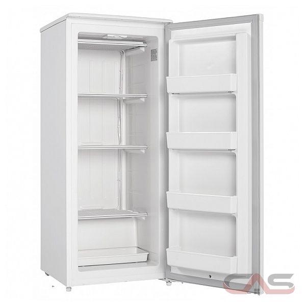 Danby Dufm085a2wdd1 Upright Freezer 23 5 8 Quot Width Energy