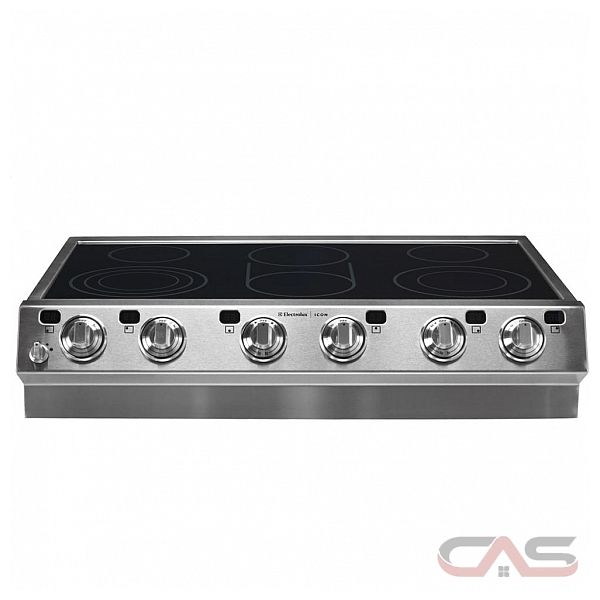 Electrolux Cooktops Electric ~ Electrolux icon e ec hss cooktop canada best price