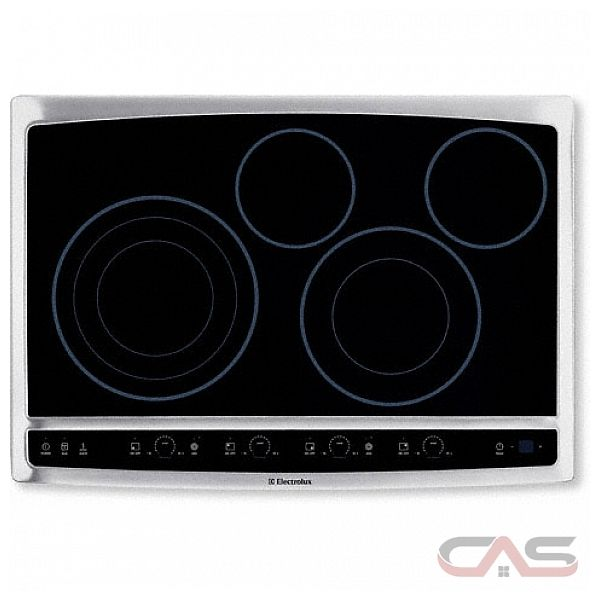 Electrolux Cooktops Electric ~ Electrolux ew ec gs cooktop canada best price reviews